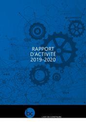 thumbnail of Rapport Activite 2019-2020-web